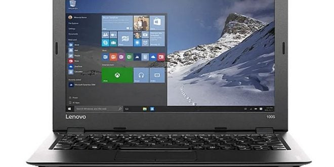 Lenovo Ideapad 100s Manual
